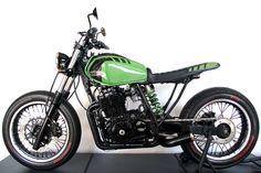 Honda XR600 1998 By Ellaspede    ♠ http://milchapitas-kustombikes.blogspot.com/ ♠