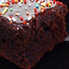 A classic homemade chocolate cake recipe.. Chocolate Cake Recipe Recipe from Grandmothers Kitchen.
