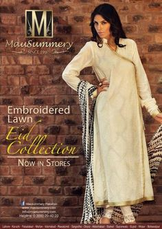 Mausummery By Huma Eid Collection 2013 For Women | She Choice