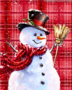 Christmas Yard Art, Christmas Rock, Christmas Pictures, Christmas Snowman, Vintage Christmas, Christmas Crafts, Christmas Ideas, Merry Christmas, Christmas 2016
