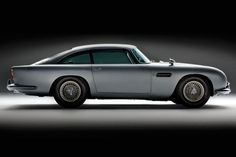 Aston Martin DB5 : wouldn't mind having this car. I love the old school.
