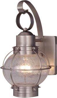Reliance 1 Light Outdoor Wall Lantern