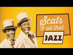 ▶ Scats & All That Jazz - Vocal Jazz, 26 Fantastic Tracks! - YouTube