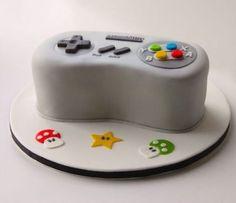 Nintendo-Torte