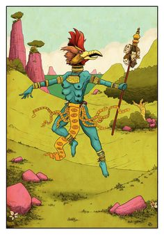 New Zealander Tim Molloy crafts strange worlds in his illustrations, comics, and commercial work. Recalling artists like Moebius and Jim Woodring, Molloy's rich, detailed pieces are packed wi… Illustrations, Illustration Art, Chakra Art, Arte Cyberpunk, Psy Art, Demon Art, Lowbrow Art, Sketch Inspiration, Fantastic Art