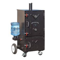 Meadow Creek BBQ: BX 50 Barbecue Smoker **Possible upgrade down the road. Build A Smoker, Bbq Pit Smoker, Water Smoker, Barbecue Smoker, Bbq Grill, Drum Smoker, Bbq Equipment, Brewing Equipment, Smoke Grill