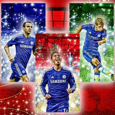 CHELSEA FC Christmas Wallpapers