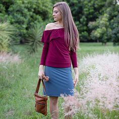 Stride out in style looking like a stunner in this off shoulder sleeve shirt Shoulder Length, Off The Shoulder, 3 4 Sleeve Shirt, Slim, Shirts, Tops, Dresses, Style, Vestidos