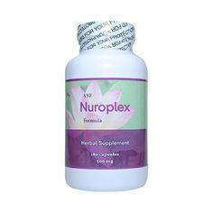 Vet Select Allergic Pet Nuroplex All-Natural Herbal Supplement - For Symptoms of Chronic Pet Seizures - Capsules 360