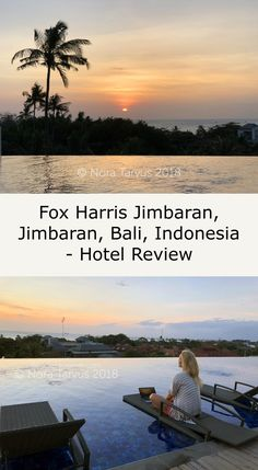 Fox Harris Jimbaran Bali Indonesia Hotel Review. Stunning sunsets, delicious drinks, palm trees and wonderful time in paradise! Bali Indonesia Hotels, Bali With Kids, Jimbaran Bali, Affordable Hotels, Rooftop Pool, Hotel Reviews, Wonderful Time, Palm Trees, Sunsets