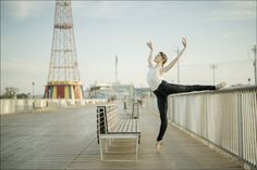 Follow the Ballerina Project on Instagram.  http://instagram.com/ballerinaproject_/  https://www.instagram.com/gina_the_ballerina/
