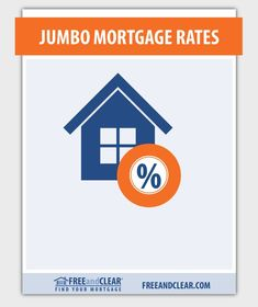 Compare current jumbo mortgage rates and closing costs for leading lenders. Shop jumbo mortgage lenders based on loan amount, LTV ratio and loan program Mortgage Quotes, Mortgage Humor, Refinance Mortgage, Mortgage Companies, Mortgage Tips, Mortgage Payment, Current Mortgage Rates, Mortgage Interest Rates