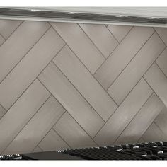 Pixl Refinery x Matte Porcelain Cove Base Tile Trim in Greige Chevron Tile, Herringbone Tile, The Wright House, Cove Base, Shower Tile Designs, Smart Tiles, Border Tiles, Tile Trim, Kitchens