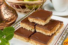 Chod: Zákusky a koláče - Page 7 of 254 - Mňamky-Recepty. Cookie Desserts, Fun Desserts, Dessert Recipes, Toffee, Romanian Desserts, Saveur, Snacks, I Foods, Sweet Recipes
