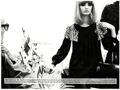 Fashion story by Sara Maino