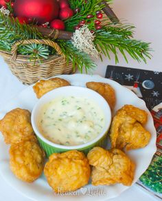 Fried mushrooms with garlic sauce (with video! Tapas, Yummy Snacks, Yummy Food, Healthy Cooking, Cooking Recipes, Comfort Food, Brunch, High Tea, My Favorite Food