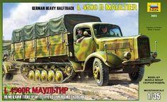Zvezda Maultier l4500r - Modeledo.pl