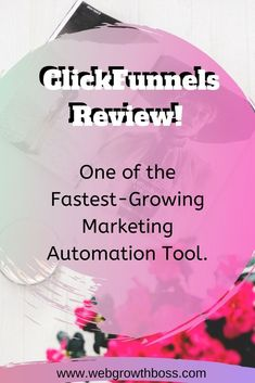 ClickFunnels Review & Pricing[2020] – One of the Fastest_Growing Marketing Automation Tool ClickFunnels lets you automate everything from lead generation and nurturing to lead conversion and payment processing without the need to have any technical skills at all.It does all of this using automated sales funnels. #emailmarketingsoftware #emailmarketing #clickfunnel Email Marketing Software, Marketing Automation, Make Real Money Online, Customer Survey, Quantitative Research, Drop Shipping Business, The More You Know, Lead Generation, Online Business