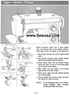 festival 461 sewing machine