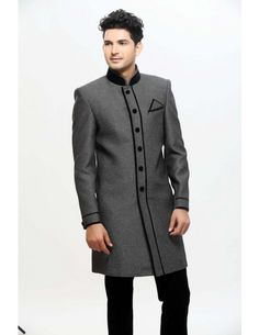 Buy Bridegroom Indo Western Online. http://www.bharatplaza.com/mens-wear/mens-indo-western.html