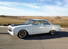 1963 Ford Falcon race car (Gas Monkey Garage)