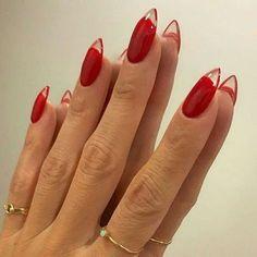 𝖎𝖘𝖆𝖇𝖊𝖑𝖑𝖆 ✧・゚: * - Modetrends - Nageldesign - Nail Art - Nagellack - Nail Polish - Nailart - Nails - Cute Acrylic Nails, Cute Nails, Pretty Nails, Glitter Nails, Hair And Nails, My Nails, S And S Nails, Nail Art Vernis, Nail Polish