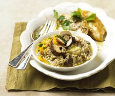 Slow Cooker Risotto Recipe | Food Recipes - Yahoo! Shine