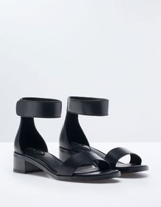 Bershka Korea, South - Bershka strappy sandals