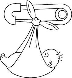 Baby Ausmalbilder Baby coloring pages The post Coloring pages & appeared first on Embroidery and Stitching. Baby Embroidery, Vintage Embroidery, Cross Stitch Embroidery, Machine Embroidery, Embroidery Designs, Baby Coloring Pages, Coloring Books, Boy Coloring, Applique Patterns