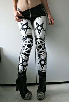 Image of WITCHCRAFT PANTS