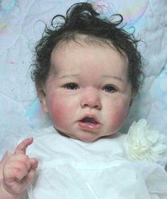 Reborn-SASKIA-baby-doll-by-Bonnie-Brown-Highest-Quality-Art-Doll $799.00