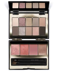 Karen, nice mix of pinks and warm browns for college life on the go! HAHA ITS EVEN CALLED THE TWILIGHT PALETTE *wait for macy's friends&family sale 12/4