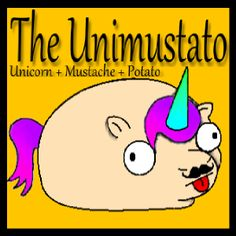 Unimustato :3 by KittenPaws4848 on DeviantArt