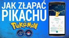 nice Jak złapać PIKACHU w Pokemon GO?!  Check more at http://gadgetsnetworks.com/jak-zlapac-pikachu-w-pokemon-go-poradnik/
