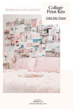 #postersonwallbedroom #bedroomideas #roomideasaesthetic #wallartbedroom #doubledormroomideas #wallcollage #teenbedroomdesigns #wallcollage #aestheticpictures #aestheticcollagewallpaper #photowallcollage Pastel and pink photo wall collage print kits