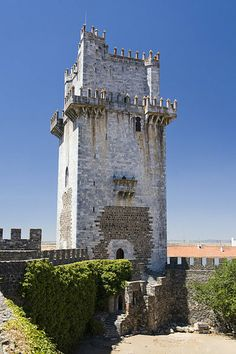Castle of Beja - Wikipedia Portugal, Crete, Tower Bridge, Portuguese, Wonders Of The World, South America, Statues, Around The Worlds, Europe