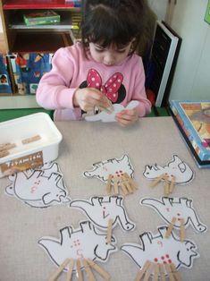 K2/3 thema: Dinosaurussen – Basisschool Arnoldus Dinosaurs Preschool, Dinosaur Activities, Dinosaur Crafts, Infant Activities, Preschool Activities, October Preschool Themes, Sudoku, Dinosaur Birthday, Fun Math
