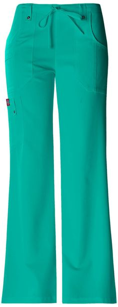 Dickies Medical 82011 Flare Pants with Jareta for Women Casual Outfits, Cute Outfits, Fashion Outfits, Womens Fashion, Nursing Clothes, Flare Pants, Work Attire, Pants Outfit, Cargo Pants