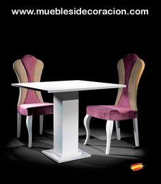 Love Chair, Dining Room Design, Decoration, Dining Chairs, Petra, Table, Furniture, Home Decor, Flip Charts