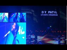 Arijit singh crying on abcd 2 chunar song | D Y Patil stadium navi mumbai