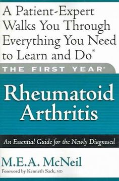 Rheumatoid arthritis (RA), a disease characterized by inflammation of the joints, is one of the most disabling forms of arthritis and affects over two million people in the United States. Without prop                                                                                                                                                                                 More