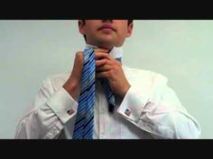 How to Tie a Tie: Balthus Knot
