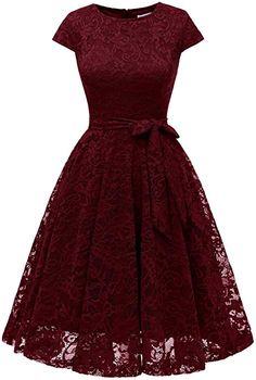 New MUADRESS Women Short Lace Bridesmaid Dresses Cap-Sleeve Formal Party Dresses online - Selecttopseller Short Lace Bridesmaid Dresses, Lace Bridesmaids, Short Lace Dress, Pink Prom Dresses, Plus Size Maxi Dresses, Cute Dresses, Short Dresses, Formal Dresses, Pretty Dresses For Kids