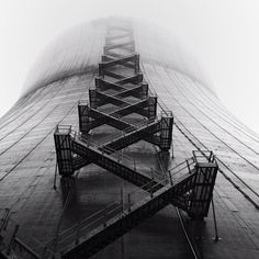 Cooling Tower #nuclearrain by amy heiden, via Flickr.