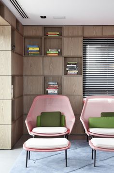 Unexpected Colors - Pink + Green #green #pink #color #colorstory #design #decor #interiordesign