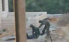 Palestine : vidéo du tabassage de Tariq, 15 ans, par la police israélienne