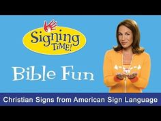 Two Little Hands/Rachel Coleman/Signing Time Bible Fun: Christian Signs in American Sign Language