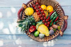 Try as you might to eat healthy, chances are you're falling short on at least one of these key nutrients: vitamin A, vitamin D, vitamin E, folate, vitamin C, calcium, magnesium, potassium and fiber.