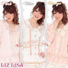 Clara LIZ LISA original single lace lotus leaf collar lotus leaf hem long-sleeved cotton navy Wawa Shan shirt Specials - Taobao