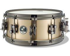 SONOR Bronze Snare Drum.
